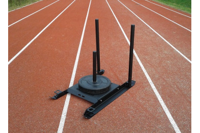 Wolverine dogsled - Sturdy sled for heavy weights!