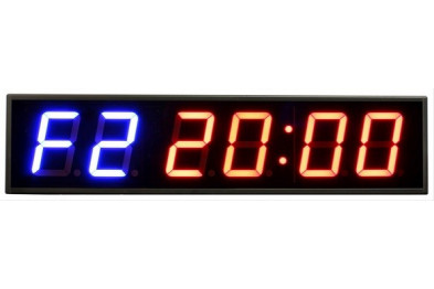 Crossfit timer - Interval clock