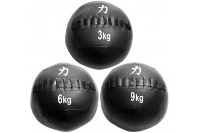 Medicine/Wall ball set - 3kg - 6kg - 9kg