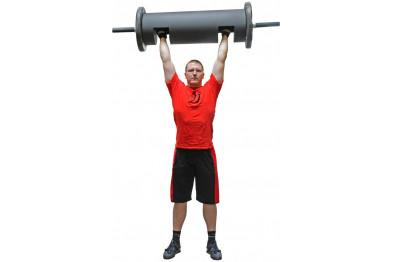 Strongman Steel log  45kg