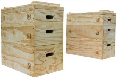 Wooden Jerkblocks (plywood)