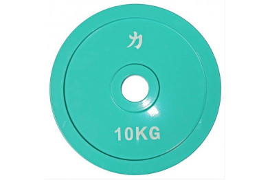 Olympic Extra Thin Competition Style Steel Plate 10kg
