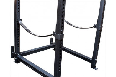 Safety belt for riot cage and rigs