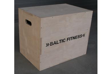 Plyometric Jumpbox - plywood