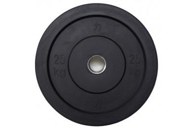 Riot Bumper Plate, 25 kg
