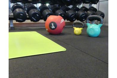 Gym Mat - 500x500x20 mm