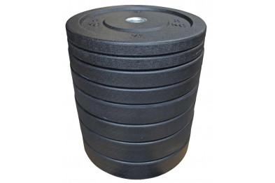 Bumper Plate Premium 100 kg - Black