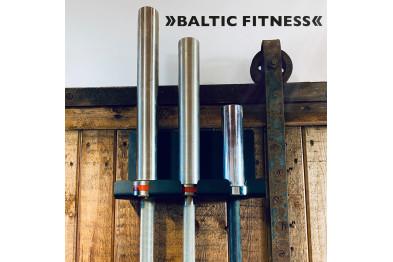Vertical Barbell Rack For 3 Bars