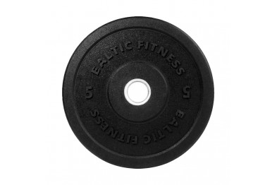 5kg Bumper Plate