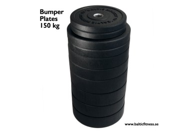 Bumper Set 150 kg - Baltic Fitness