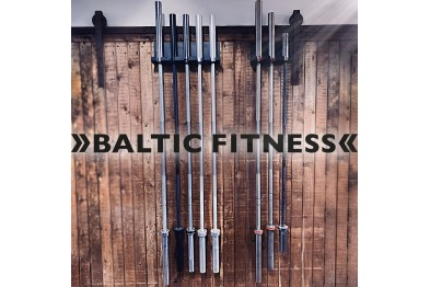Vertical Barbell Rack For 5 Bars