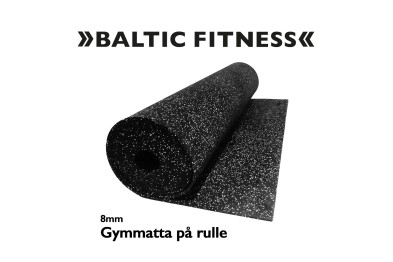 Gym Mat / Flooring Multicolored- 8mm