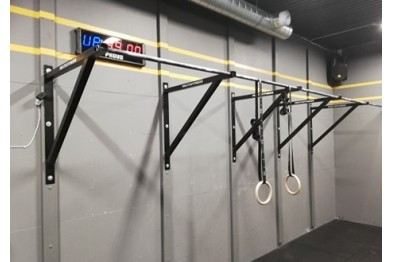 Wall Mounted Chin Racks