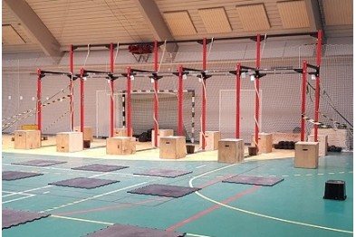 Competition Rigs and Equipments