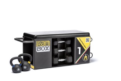 RamBOX-S Black pack