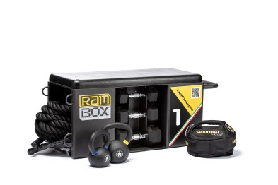 RamBOX-S Gold pack