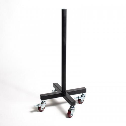 Vertikalt viktställ på hjul