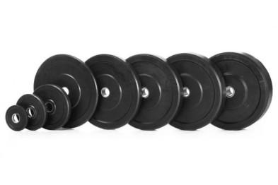 Bumper Plate 150 kg - Black
