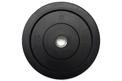 Riot Bumper Plate, 15 kg