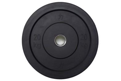 Riot Bumper Plate, 20 kg