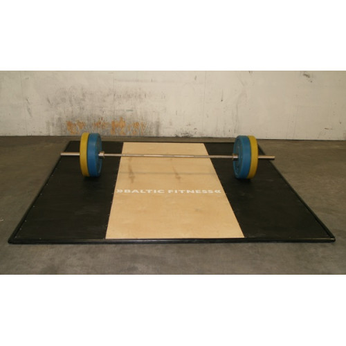 Lyftarplattform / Lyftarflak 2x3 m - 30 mm