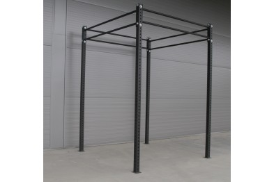 Detached Crossfit Rig for Pull-ups