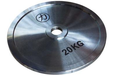 Steel plate, galvanised zinc 20 kg
