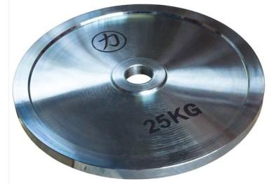 Steel plate, galvanised zinc 25 kg